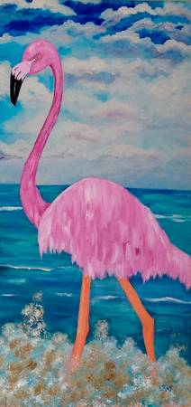Lovely Flamingo II