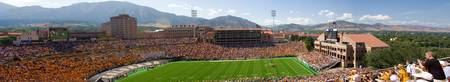 University  Of Colorado Folsom Field Game Pano
