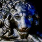"""""""Cowardly Lion"""" by RCdeWinter"""