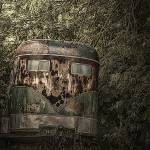 """Abandoned Trailer Rusted"" by joegemignani"
