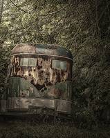 Abandoned Trailer Rusted