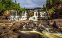 Gooseberry Falls wide
