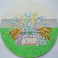 Spring Flower Planter Art Prints & Posters by Alina Deutsch