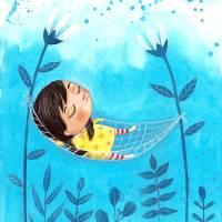 Sleep Art Prints & Posters by Emila Yusof