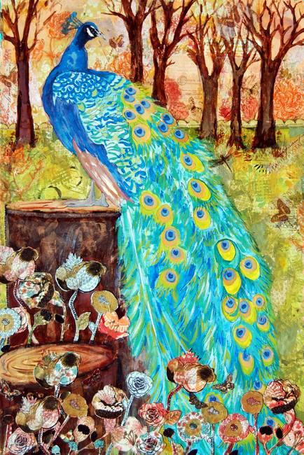 Stunning Peacock Decor Artwork For Sale On Fine Art Prints