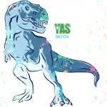 """T-Rex - Yas Betch - Pop Art"" by wcsmack"