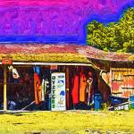 """""""Oyster Hut"""" by Kirtdtisdale"""