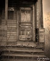 """Abandoned General Store"" Staten Island, NY by Joe Gemignani"