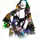 """""""Janis Joplin - Piece Of My Heart - Pop Art"""" by wcsmack"""