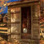 """""""The Old Outhouse"""" by jameseddy"""
