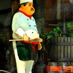 """""""The Chef In The Window"""" by jameseddy"""