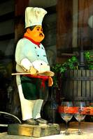 The Chef In The Window