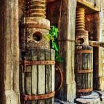 """""""Vintage Wine Press HDR"""" by jameseddy"""