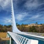 """The Redding Sundial Bridge"" by jameseddy"