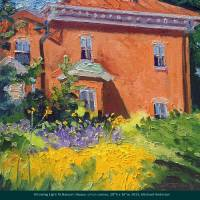 Morning Light, Exhibition Poster Art Prints & Posters by Michael Anderson