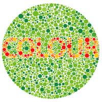 COLOUR BLINDNESS COLOUR