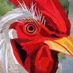 """The Rooster of Crowsville"" by megancoyle"