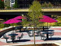CITY PICNIC TABLES
