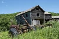 Bucolic Decay,  Farm in West Pawlet, VT #456