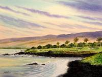Mauna Kea Golf Course Hawaii  Hole 3