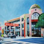 """Hillcrest San Diego"" by BeaconArtWorksCorporation"