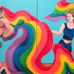 """rainbow warriors by RD RIccoboni"" by BeaconArtWorksCorporation"