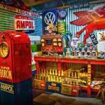 """Hot Rod Garage 2"" by StuartRow"