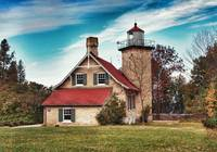 Eagle Bluff Light, Door County Wisconsin