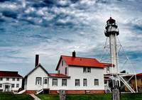Whitefish Point Light, Michigan