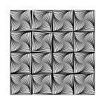 """Spiraled Squares"" by PacoDozierGraphics"