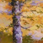 """""""Violet & Gold 2"""" by BCArt"""