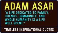 Motivational Quotes - ADAM-ASAR 1