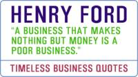 Timeless Business Quotes, Henry Ford