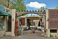 Shopping In Santa Fe