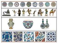 Oriental Ceramics Pottery and Bronze Art Collectio