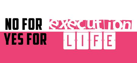 Life over execution Poster thumb