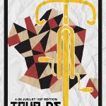 """Tour De France 2015 Minimalist Poster 4"" by motionage"