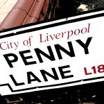 """Penny Lane Sign"" by brianraggatt"