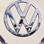 """VW Camper Logo Badge Volkswagen"" by brianraggatt"