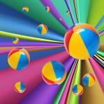 """Beach Ball Making"" by ecolosimo"