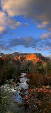 Sedona Waterway