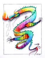 TECHNICOLOR DRAGON