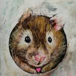 """Hamster Love"" by creese"