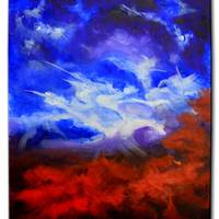 Turbulence Unleashed 24x30 (smaller)