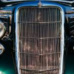 """Vintage Ford customized coupe front grill"" by felixpadrosa"