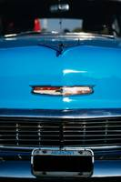 Chevy BelAir hood and grill