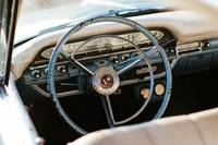 Old Ford Falcon 62 dashboard