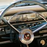"""Old Ford Falcon 62 dashboard"" by felixpadrosa"