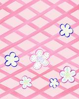 Baby Room Flowers Decorative Painting II