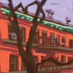 """""""Love Tree 77 Barrow"""" by rogerwhite"""